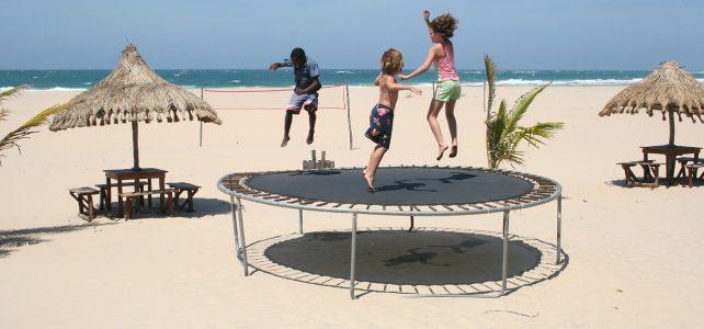 Fordele ved at have en trampolin